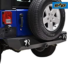 Best square body rear bumper Reviews