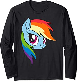 Rainbow Dash My Little Pony Long-Sleeve T-Shirt