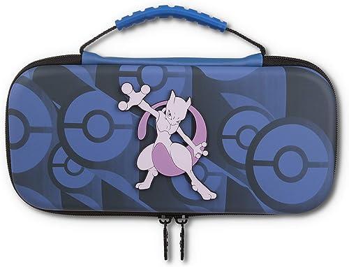 PowerA Boîtier de Protection/Pochette de Transport - Pokémon Mewtwo pour Nintendo Switch