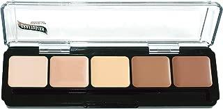 Graftobian HD Crème Foundation Palette (Hi-Lite Contour Light)