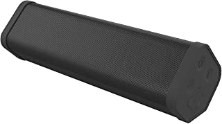 KitSound BoomBar 2 Plus Wireless Bluetooth Speaker 10W 10 Hours Play back Black