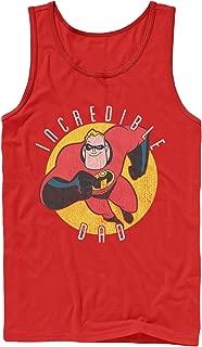 The Incredibles Men's Incredible Dad Tank Top