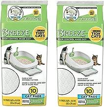 Tidy Cat Breeze Pads, 10 Count Multi Packs