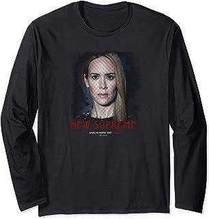 American Horror Story Coven New Supreme Longsleeve T Shirt