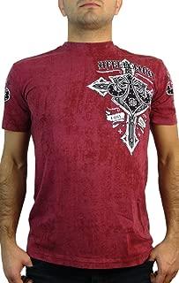 Affliction Lifeline Short Sleeve T-shirt