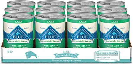 Best Blue Buffalo Homestyle Recipe Natural Adult Wet Dog Food Review