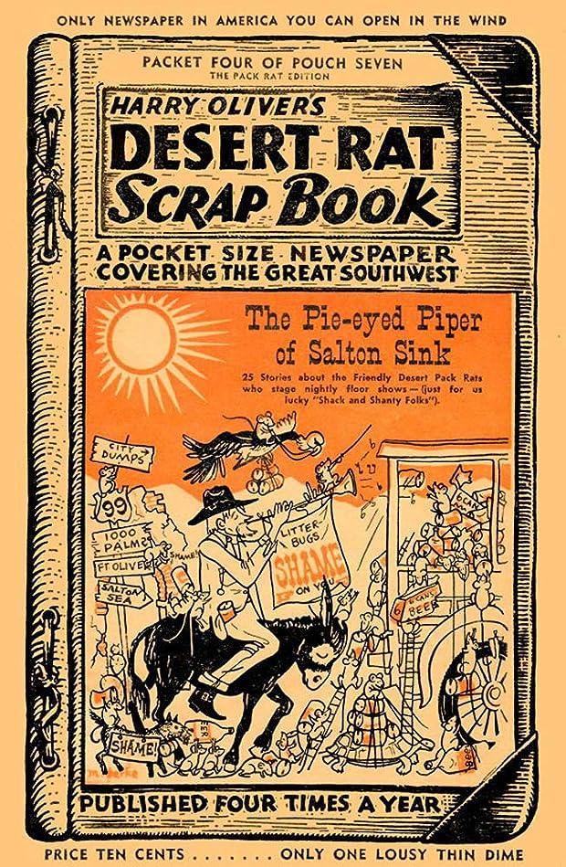 浜辺グリーンランド記者The Desert Rat Scrapbook- Pouch 7 Packet 4 (English Edition)