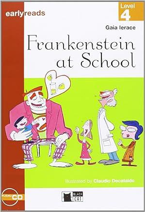 Frankenstein at school. Audiolibro (Primaria.English letture)