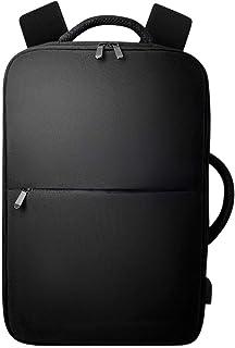 GLEVIO(グレヴィオ) ビジネスリュック メンズ リュック バックパック 大容量 USB 拡張機能付き ブラック