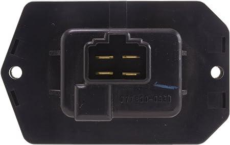 HVAC Blower Motor Resistor Front WVE BY NTK 4P1315