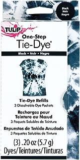 Tulip One-Step Dye Refills Black