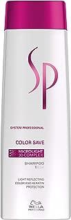Wella SP Color Save Shampoo for Coloured Hair, 250ml