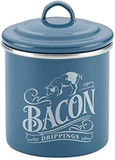 Ayesha Curry™ Bacon Grease Can in Twilight Teal