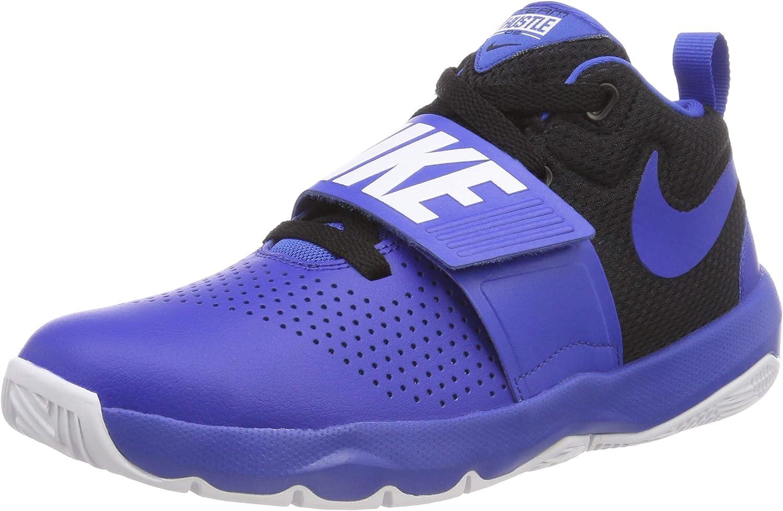 NIKE Boy's Team Hustle D 8 (Gs) Basketball shoes