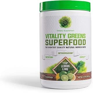 vitality greens