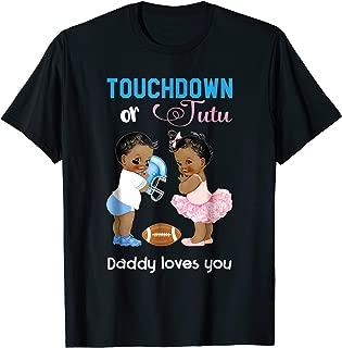 touchdown or tutus shirt