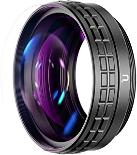 Wide Angle Lens for Sony ZV1, ULANZI WL-1 ZV1 18mm Wide...