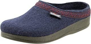 Stegmann Men's Wool Felt Clog with PolyFlex Sole