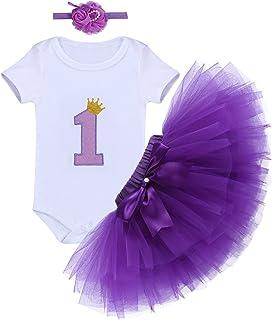 Tutu Fascia Wetry Neonata Vestito Unicorno Abbigliamento Manica Corta Bambina 3 Pezzi Pagliaccetto