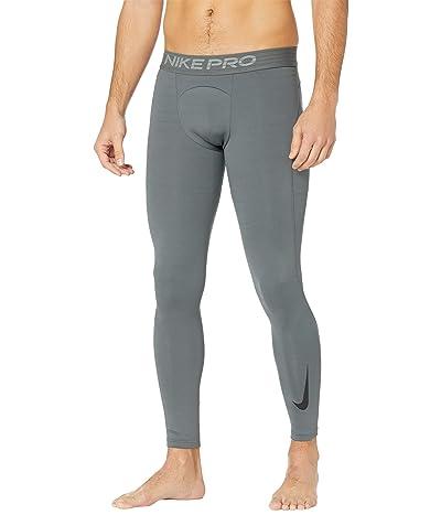 Nike Pro Warm Tights (Iron Grey/Iron Grey/Black) Men