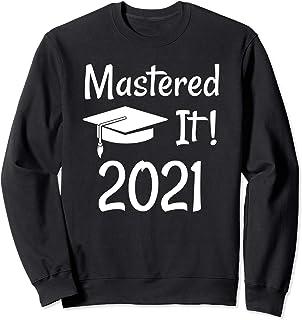 2021年、修士号授与、修士号取得、Mastered It トレーナー