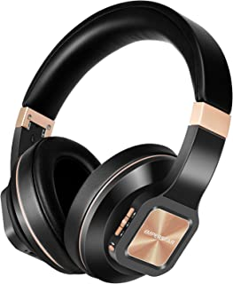 $79 » Sponsored Ad - Active Noise Cancelling Bluetooth Headphones, Multipoint, Comfort and Foldable Headset for 30H Music,EMPERS...