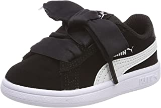 huge discount 07726 b4e79 Puma Smash V2 Ribbon AC Inf, Sneakers Basses Mixte bébé