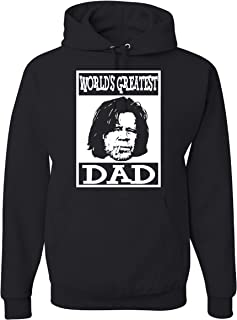 World's Greatest Dad Shameless Frank Gallagher HoodieFather Day Gift