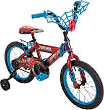 Huffy Boys' Marvel Spider-Man 16 in Bicycle (blue black)