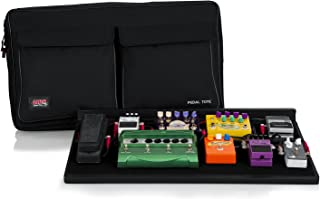 Gator Cases Guitar Effects Pedal Board with Tote Bag and Velcro Surface; Pro Size: 30