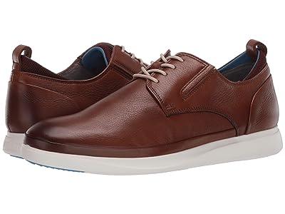 Kenneth Cole New York Rocketpod Mesh Sneaker Plain Toe (Cognac) Men