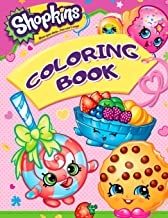 Shopkins Coloring Book: Great 28 Illustrations for Kids