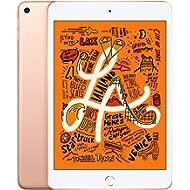 Apple iPad mini (Wi-Fi, 64GB) - Gold (Latest Model)