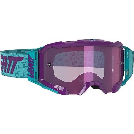 Black//Light Grey Lens Leatt 5.5 Velocity Goggles