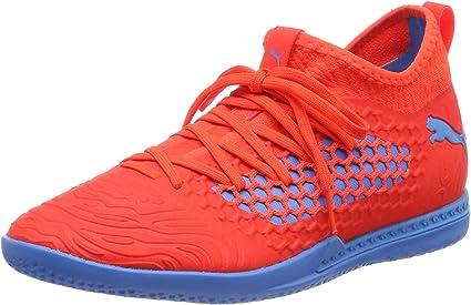 PUMA Men's Fitness Multisport Indoor Shoes, Red