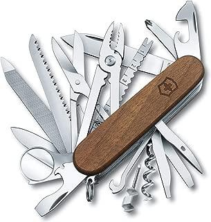 Victorinox Swiss Army Knife Swiss Champ, Wood