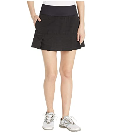 PUMA Golf PWRSHAPE On Repleat Skirt (PUMA Black) Women
