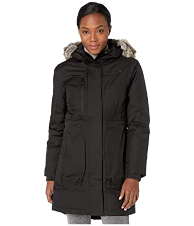 The North Face Downtown Parka (TNF Black) Women