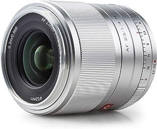 VILTROX 単焦点レンズ EF-M 23mm f1.4 STM AF キャノンEF-Mマウント用 APS-C単焦点レンズ Canon EOS M10/M50/M100/M3/M5/M6/M6Ⅱカメラ適用