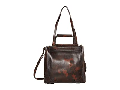 Frye Charlie Multi Handle Tote (Camo) Handbags