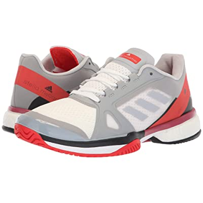 adidas aSMC Barricade Boost (Mid Grey/Mid Grey/Core Red) Women