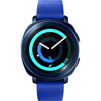 Samsung Gear Sport Smartwatch - UK Version - Blue