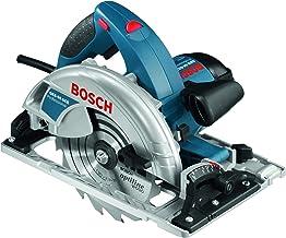Bosch 06016687E1-000, Serra Circular GKS 65 GCE 220V, Azul