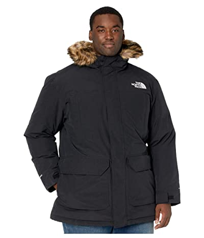 The North Face Big Tall Mcmurdo Parka (TNF Black) Men