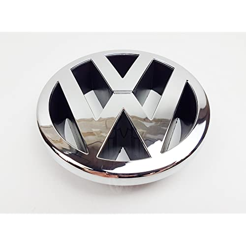 YANGCAN New Chrome Tailgate Emblem Badge Letters GTI For GTI 6R0 853 675 E 739