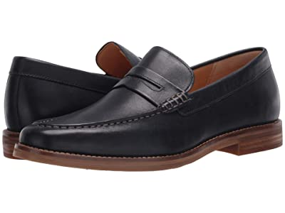 Sperry Gold Cup Exeter Penny Loafer (Dress Blues) Men
