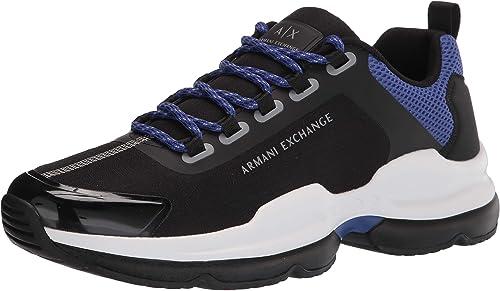 Armani exchange sneaker, scarpe da ginnastica. uomo XUX067XV23600002