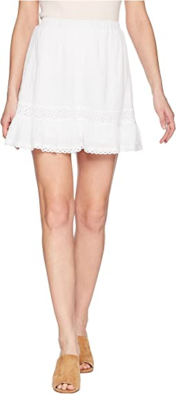 Michael Stars Double Gauze Peasant Skirt