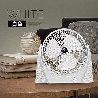 Mini Ventilador Usb,Ventilador De Mesa Rombo Blanco 3 Velocidades Ajustable 120 Grados Rotación Batería Mini Escritorio Sin Ruido Usb Alimentado Para Oficina En El Hogar Dormitorio Viaje Al Aire L