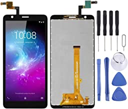 Mobile Phone LCD Screen Replacement LCD Screen and Digitizer Full Assembly for ZTE Blade L8 / A3 (2019) (Color : Black)